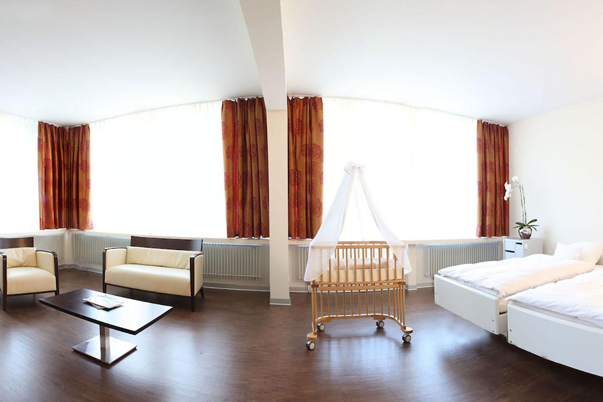условия родов в Швейцарии