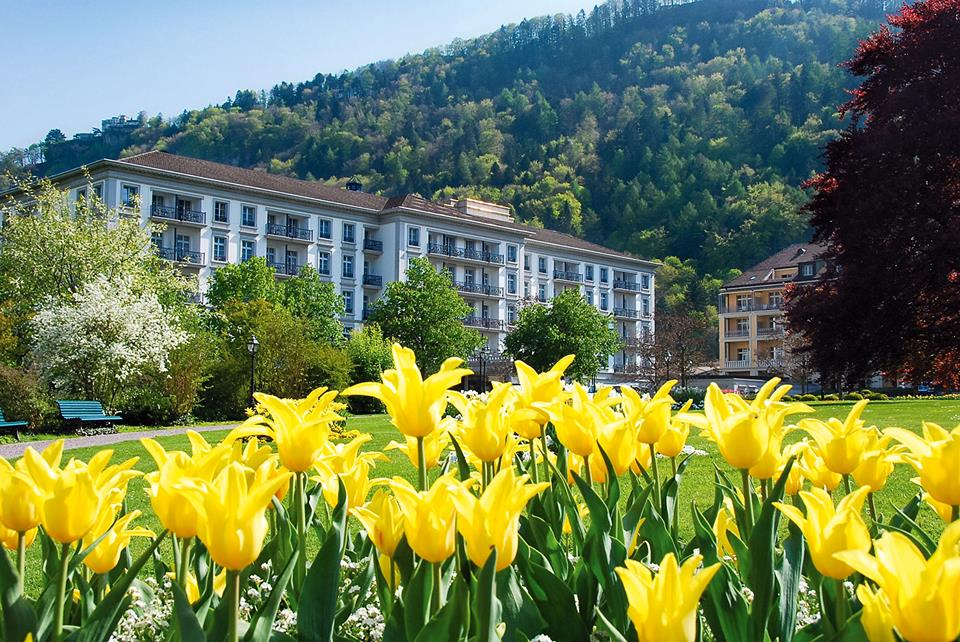 Бад Рагац Grand Resort Bad Ragaz