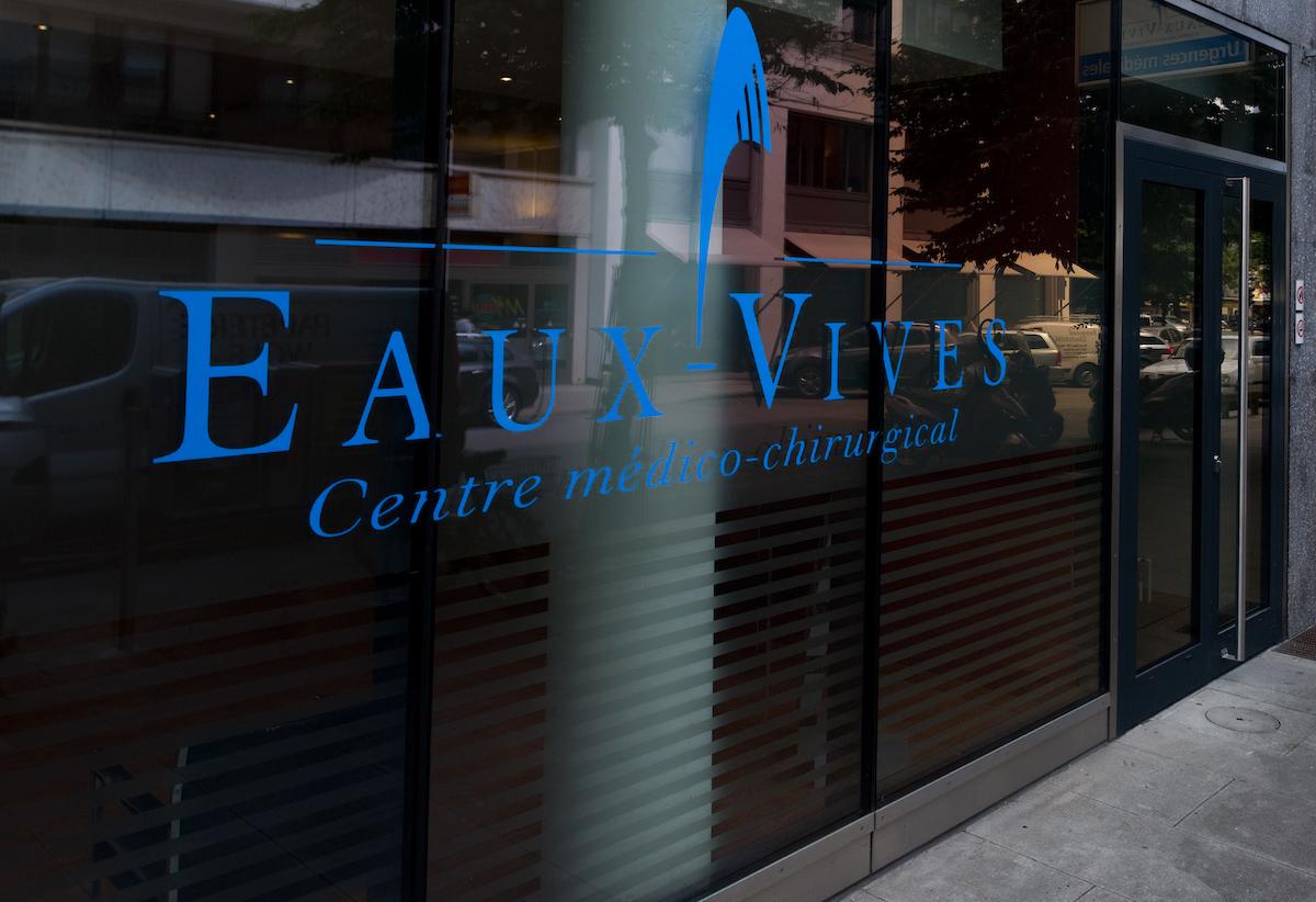 Клиника Э-вив (Eaux-Vives)