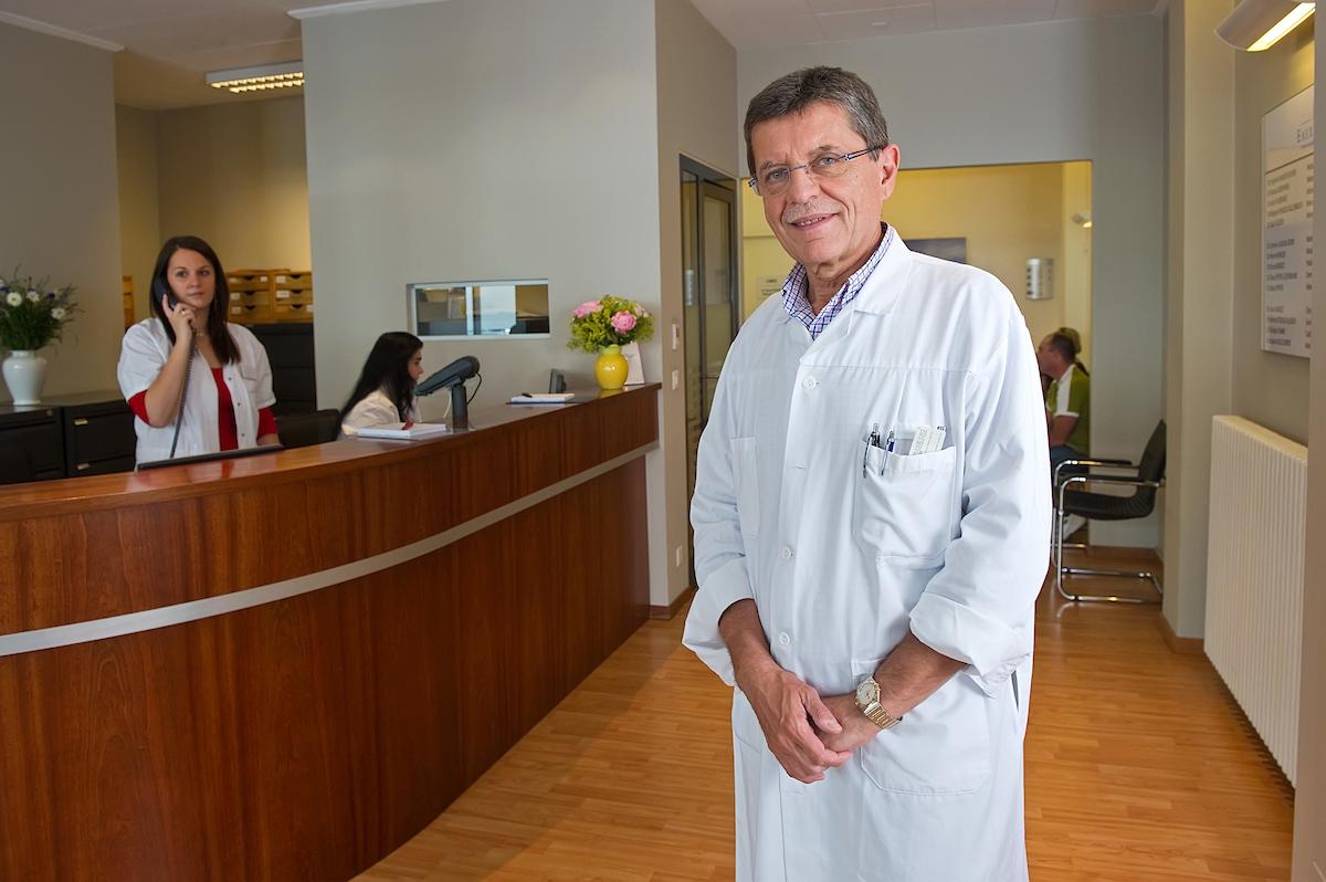 Медицинский центр Э-вив (Centre médical de Eaux-Vives)