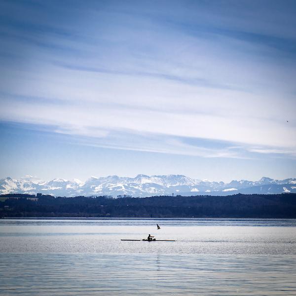 Vues exterieures 2013 Clinique Hopital La Providence à Neuchatel Lac de Neuchatel Paysages (PHOTO-GENIC.CH/ OLIVIER MAIRE) exterieur région lac HDP