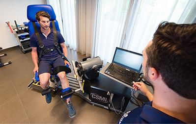 Изокинетическое устройство для эффективной реабилитации