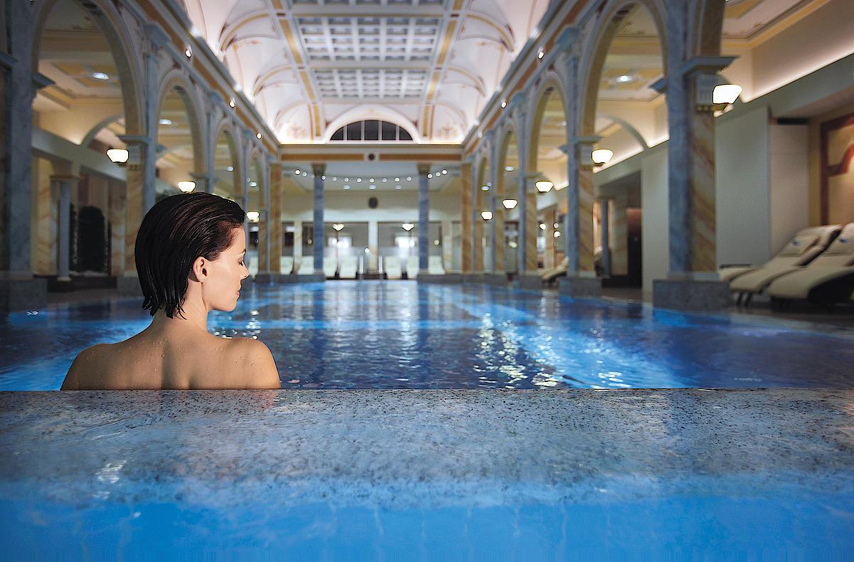 велнес и SPA курорты Швейцарии
